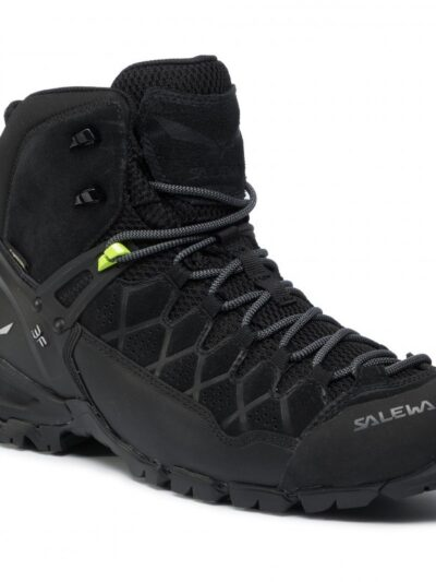 Μποτάκια Salewa Ms Alp Trainer Mid Gtx GORE-TEX 63432 0971